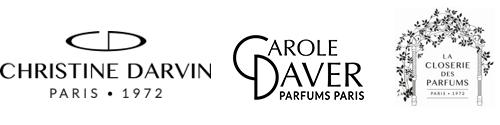 logo 3 marques parfums